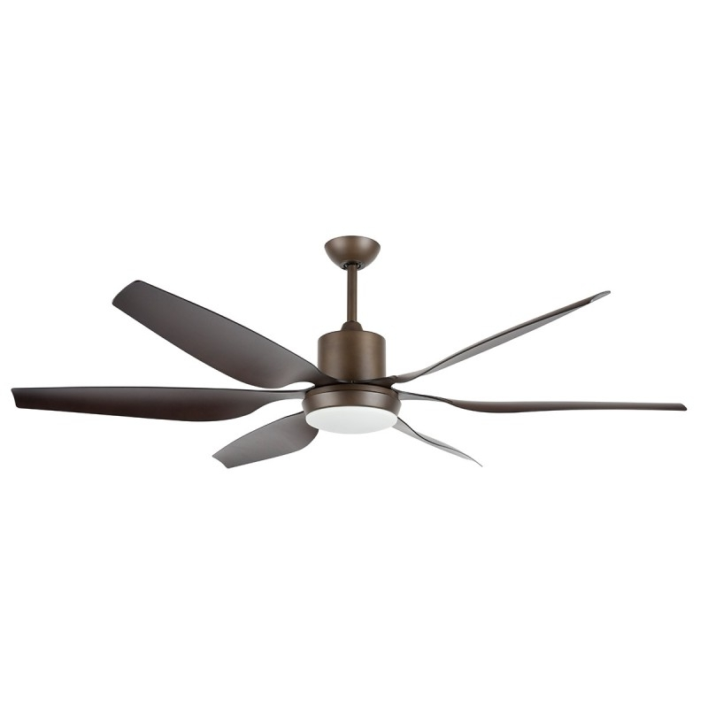 Most Up To Date Sunshine Coast Outdoor Ceiling Fans Throughout Tempest 52″ Ceiling Fan – Brilliant Lighting (View 6 of 15)