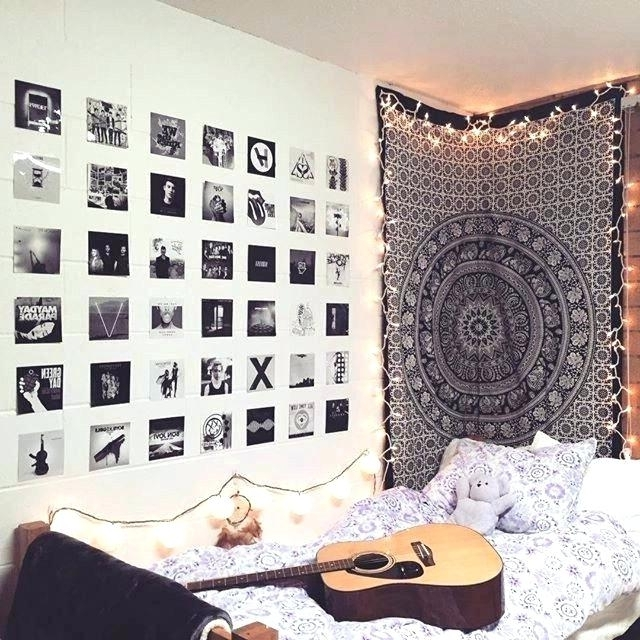 Most Up To Date Teenage Wall Art Within Room Decor Ideas For Teenage Girl Teenage Wall Art Ideas Wall Decor (View 10 of 15)