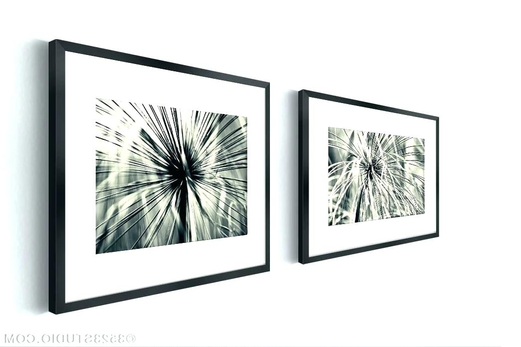 Most Up To Date Wall Art Ideas For Black And White Abstract Beautiful Modern Pertaining To Framed Abstract Wall Art (View 7 of 15)