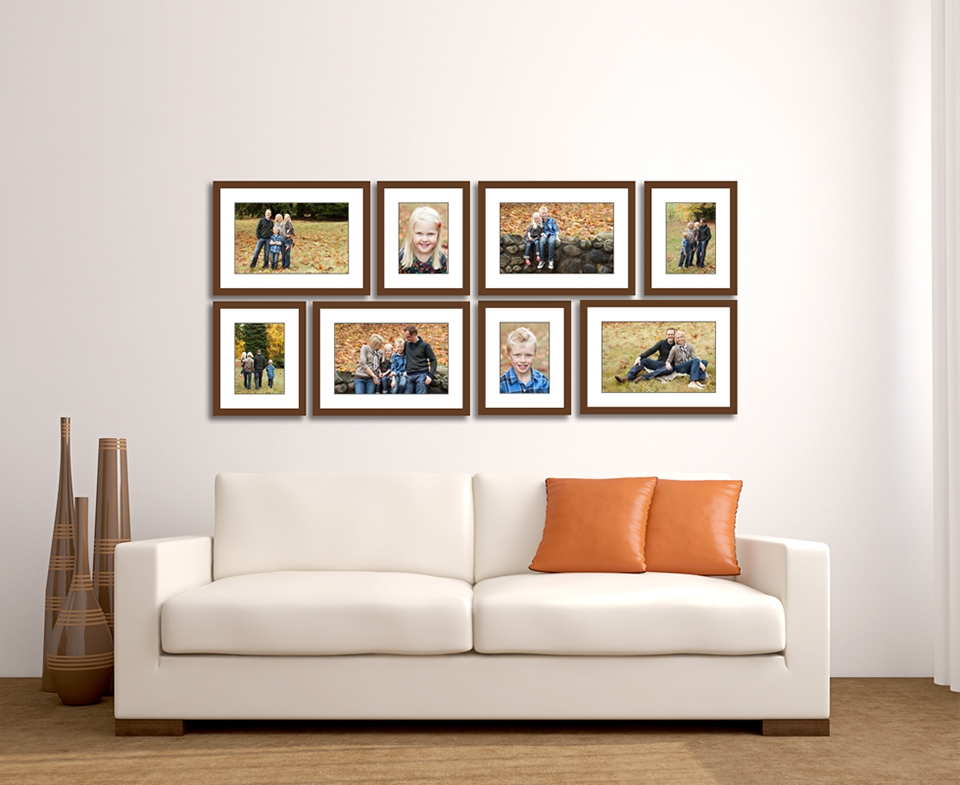 Most Up To Date Wall Pictures For Living Room Intended For Why You Need To Display Family Photographs In Your Home – North (View 11 of 15)