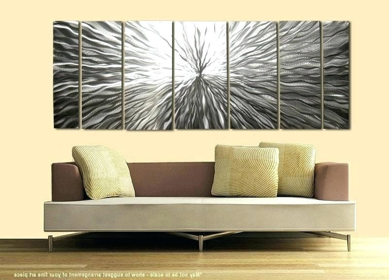 Most Up To Date Walmart Metal Wall Art Regarding Walmart Metal Wall Art Modern Wall Decor Metal Image Wall Art Design (View 4 of 15)