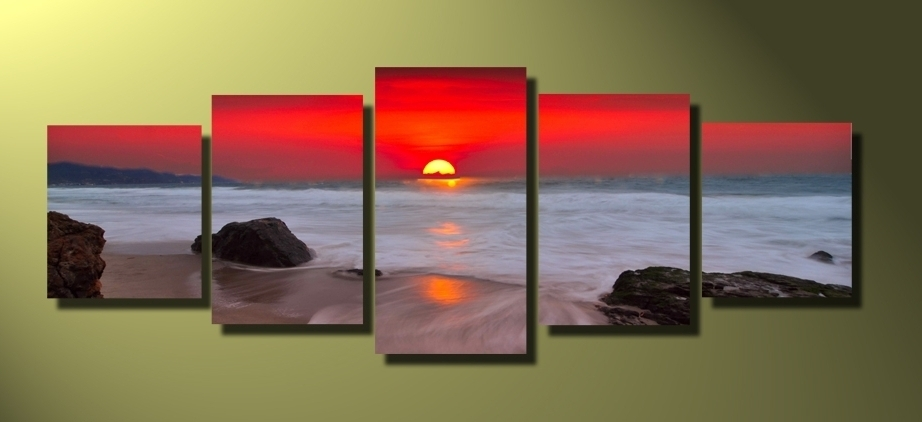 Multi Panel Artwork Stunning Multi Panel Wall Art – Home Design And For Preferred Multiple Panel Wall Art (View 5 of 15)