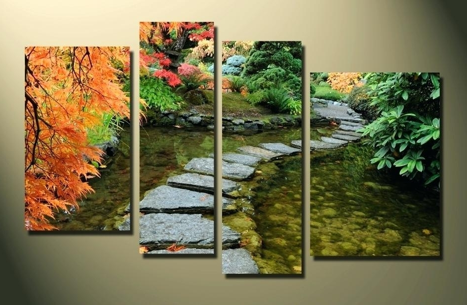 Multiple Canvas Wall Art Multiple Canvas Wall Art Ideas Intended For Famous Multiple Canvas Wall Art (View 10 of 15)