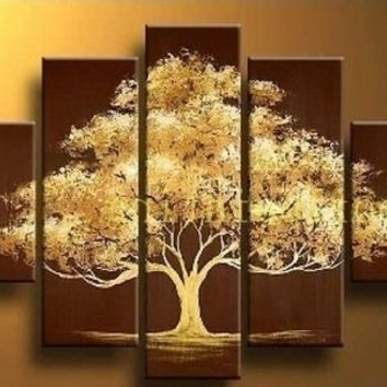 Multiple Canvas Wall Art Trees – Google Search … (View 11 of 15)