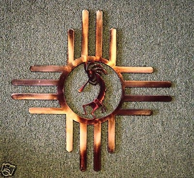 Native Americans Within Widely Used Kokopelli Metal Wall Art (View 13 of 15)