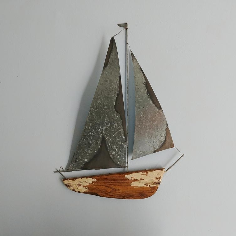 Featured Photo of Boat Wall Art