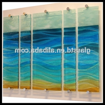 New Design Tempered Glass Wall Art Panels – Buy Tempered Glass Wall With Regard To Current Glass Wall Art Panels (View 4 of 15)