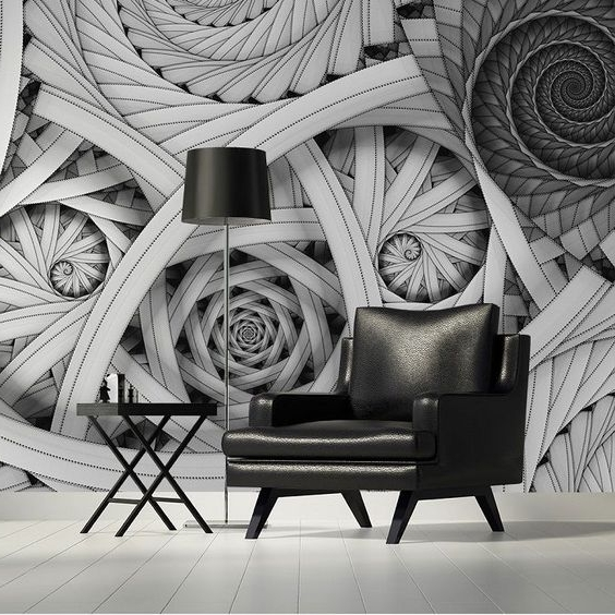 Newest 15 Outstanding Wall Art Ideas Inspiredoptical Illusions With Optical Illusion Wall Art (View 6 of 15)