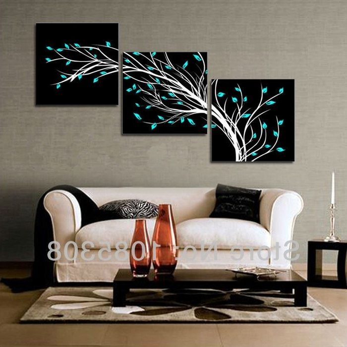 Newest 4 Piece Canvas Art Sets Within 3 Piece Canvas Paintings – Psycc (View 14 of 15)