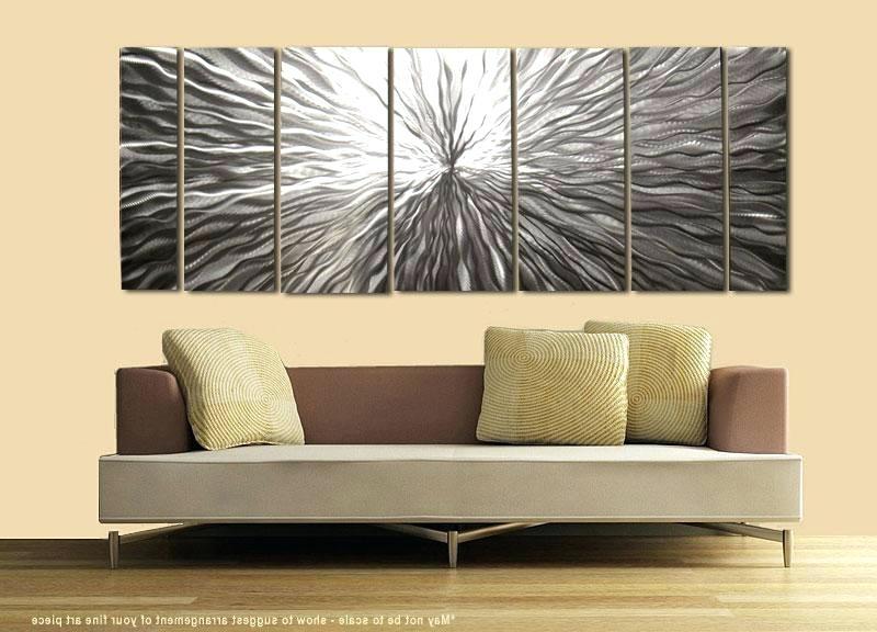 Newest Abstract Wall Art Metal Wall Art Designs Modern Metal Wall Art Metal Pertaining To Geometric Modern Metal Abstract Wall Art (View 10 of 15)