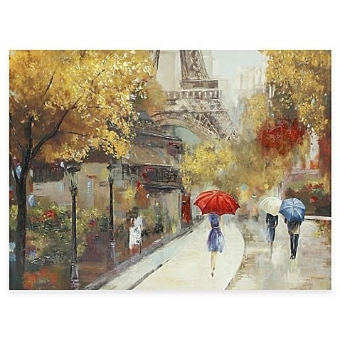 Newest Amant De Marche Canvas Wall Art Thomas Road Kitchen Dining 478X478 For Bed Bath And Beyond 3D Wall Art (Gallery 12 of 15)