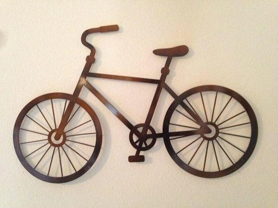 Newest Cycling Wall Art Intended For Wall Art Bicycle Best Bike Love Images On Bicycle Art Bicycle And (View 11 of 15)