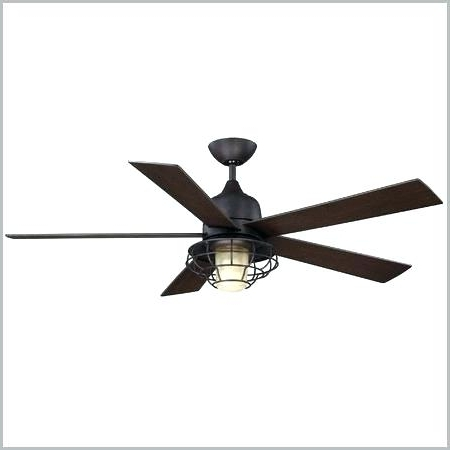Newest Enclosed Outdoor Ceiling Fans Regarding Encased Ceiling Fan Hunter Ceiling Fans Encased Ceiling Fan With (View 12 of 15)