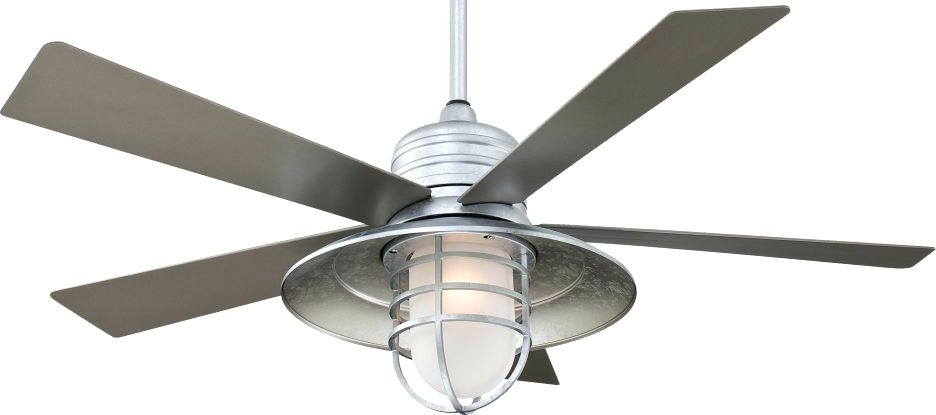 Newest Industrial Outdoor Ceiling Fans Pertaining To Industrial Outdoor Ceiling Fans Hunter Industrial Ceiling Fans Small (View 7 of 15)