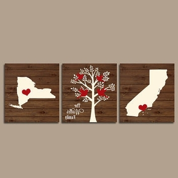 Newest Last Name Wall Art Brilliant On Decor Also Best Personalized Tree Regarding Personalized Last Name Wall Art (View 14 of 15)