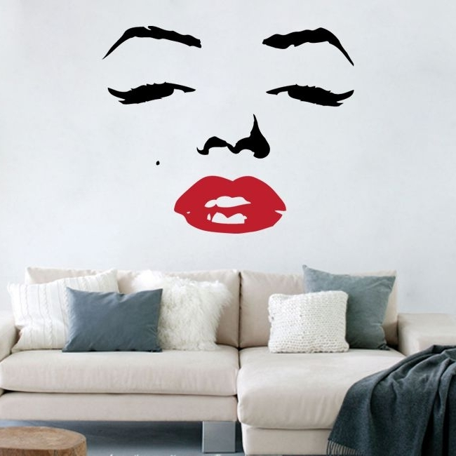 Newest Marilyn Monroe Wall Art Inside Good Marilyn Monroe Wall Decor – Wall Decoration And Wall Art Ideas (Gallery 8 of 15)