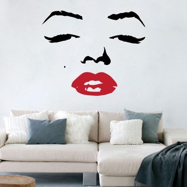 Newest Marilyn Monroe Wall Art Inside Good Marilyn Monroe Wall Decor – Wall Decoration And Wall Art Ideas (View 8 of 15)