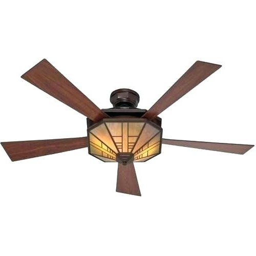 Newest Mission Style Outdoor Ceiling Fans With Lights In Ceiling Fans Contemporary Style Style Ceiling Fan Best Craftsman (View 14 of 15)