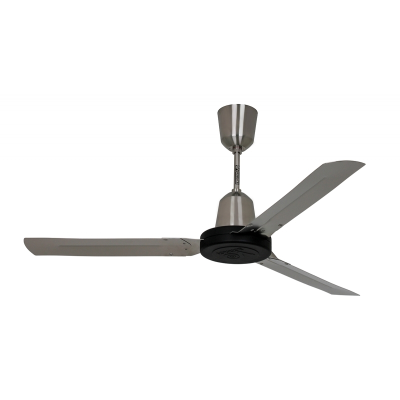 Newest Outdoor Ceiling Fan Nordik Heavy Duty Inox (Ip55)Vortice – Anemis With Heavy Duty Outdoor Ceiling Fans (View 2 of 15)