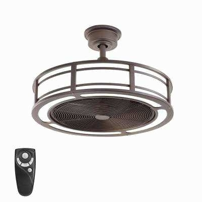 Newest Outdoor Ceiling Fans With Lights At Home Depot Within Oscillating Outdoor Ceiling Fan Wonderful Bronze Ceiling Fans (View 13 of 15)