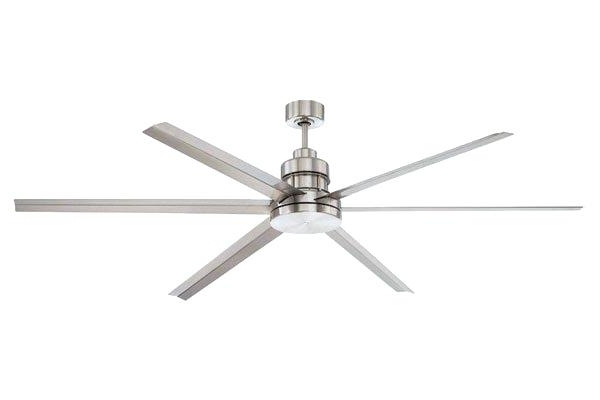 Newest Outdoor Ceiling Fans With Metal Blades With Best Outdoor Ceiling Fans Exterior Without Lights Wet Rated Amazon (View 6 of 15)