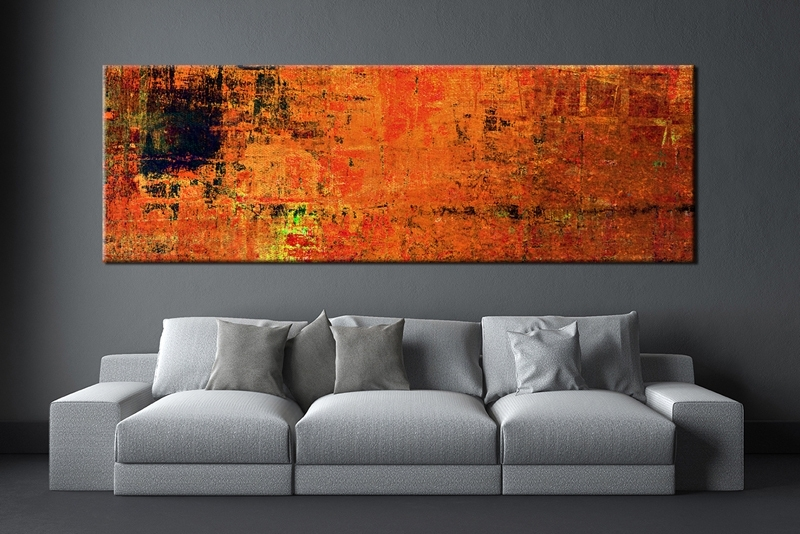 Newest Piece Photo Canvas Living Room Abstract Artwork Vvvart Amazing Regarding Abstract Wall Art Canvas (View 8 of 15)