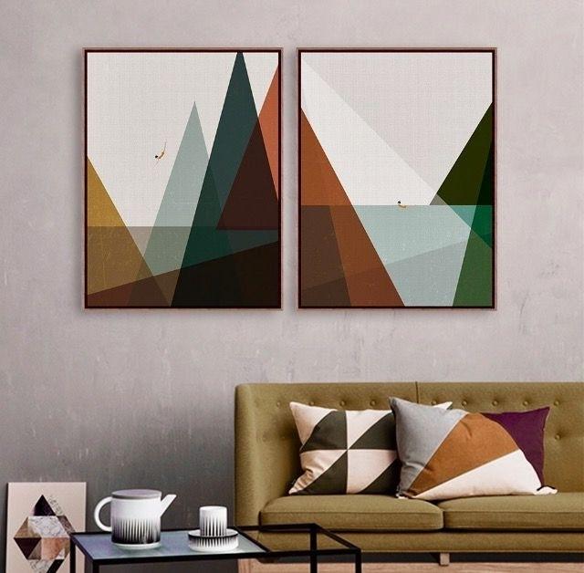 Featured Photo of Kirkland Abstract Wall Art