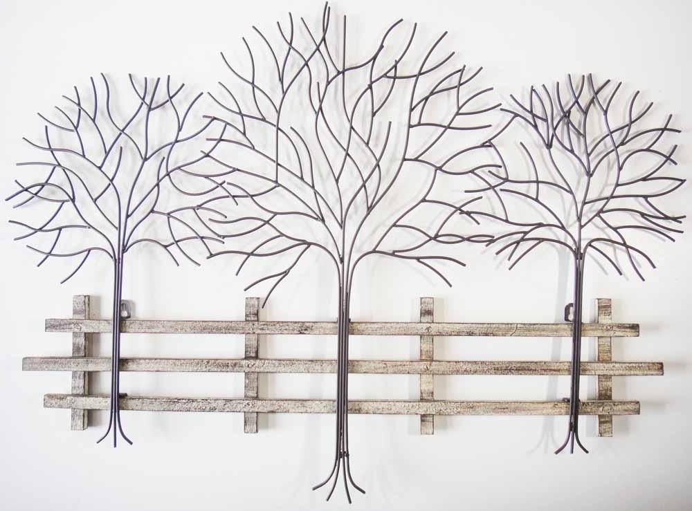 Oak Tree Metal Wall Art In Well Liked Small Wall Art – Www (View 14 of 15)