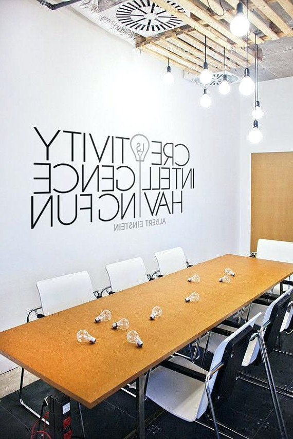 Office Decals Office Wall Art For Trendy Design Pictures Walls Within Trendy Wall Art For Offices (View 14 of 15)