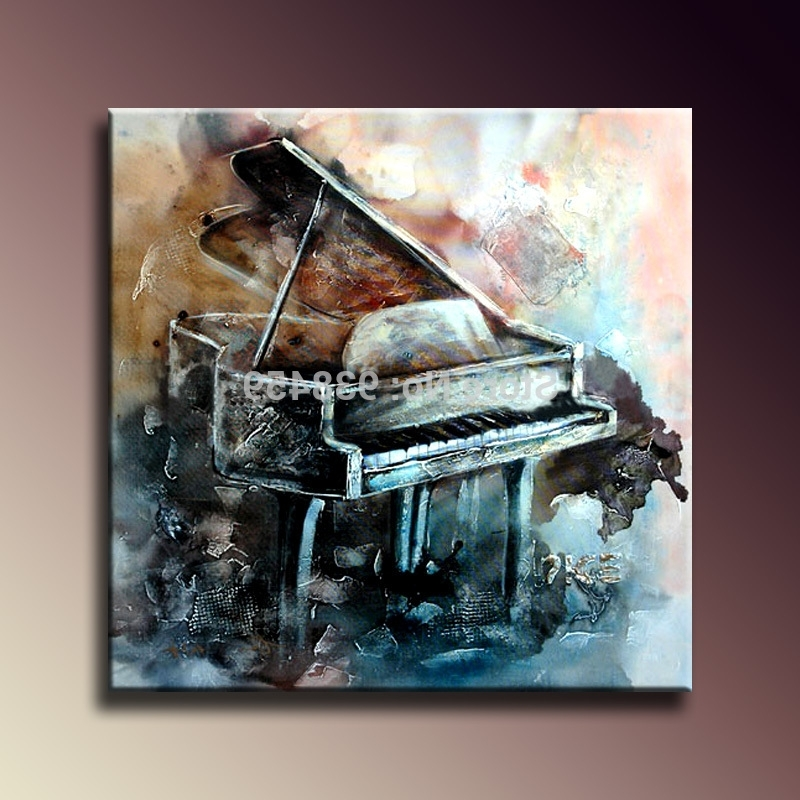 [%Online Shop 100% Hand Painted Oil Paintings On Canvas Musical Intended For Favorite Abstract Musical Notes Piano Jazz Wall Artwork|Abstract Musical Notes Piano Jazz Wall Artwork In Latest Online Shop 100% Hand Painted Oil Paintings On Canvas Musical|Trendy Abstract Musical Notes Piano Jazz Wall Artwork Inside Online Shop 100% Hand Painted Oil Paintings On Canvas Musical|Latest Online Shop 100% Hand Painted Oil Paintings On Canvas Musical Inside Abstract Musical Notes Piano Jazz Wall Artwork%] (View 2 of 15)