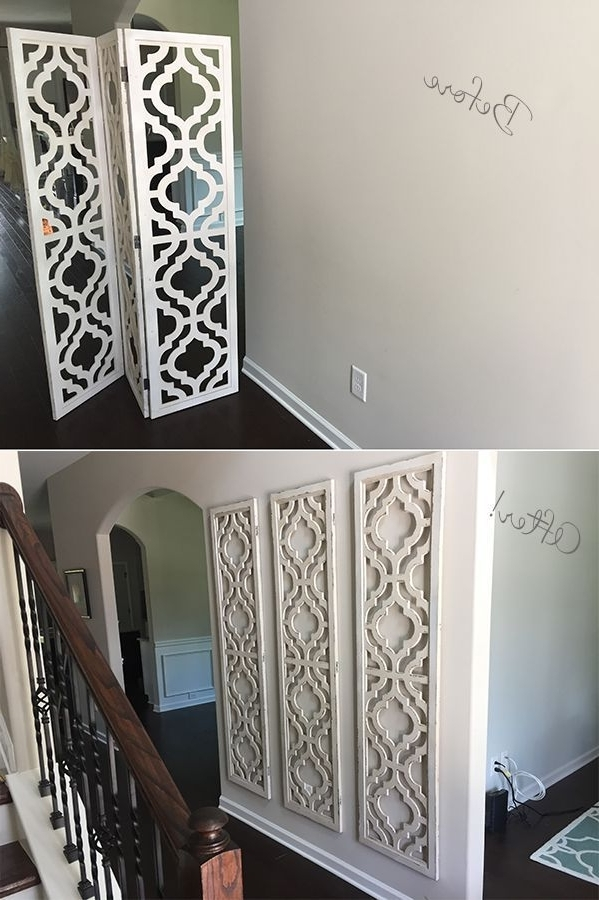 Our New House Inside 2018 Large Unique Wall Art (View 9 of 15)