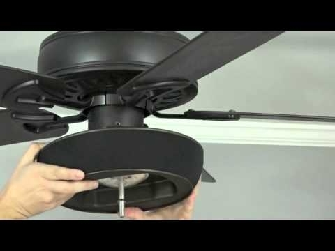 Outdoor Ceiling Fan With Bluetooth Speaker In Most Popular Ceiling Fan Bluetooth Audio Light Kit – Youtube (View 8 of 15)