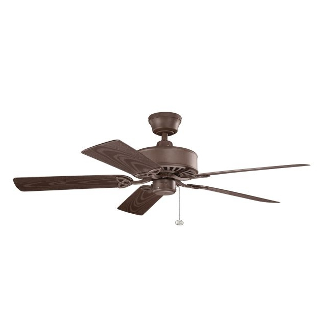 Outdoor Ceiling Fans At Kichler Regarding Well Known Renew Outdoor Ceiling Fankichler (View 6 of 15)