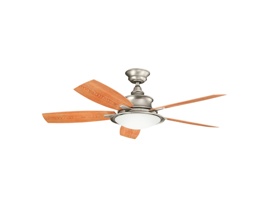 Featured Photo of Outdoor Ceiling Fans At Kichler