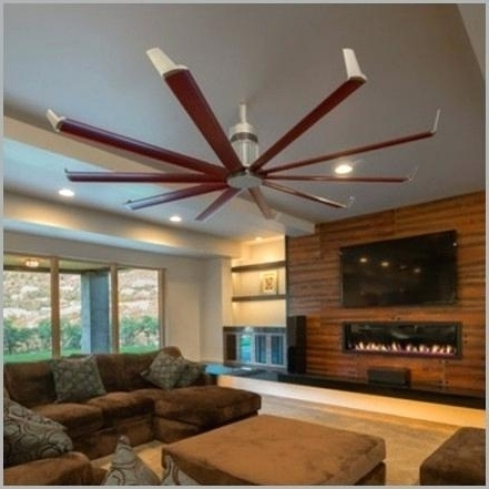 Outdoor Ceiling Fans For Barns Regarding Widely Used Gyro Wet Indoor Outdoor Ceiling Fan With Remote – Giffun (View 9 of 15)
