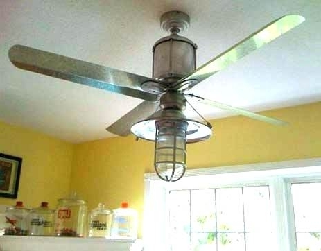Outdoor Ceiling Fans For Barns With Most Current Barn Style Ceiling Fans Rustic Style Ceiling Fan Decoration (View 9 of 15)