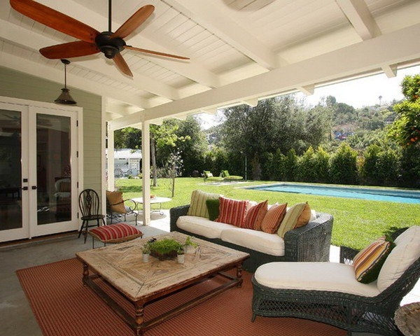 Outdoor Ceiling Fans For Patios For Most Recently Released Collection In Outdoor Patio Ceiling Ideas Outdoor Patio Ceiling Fans (View 9 of 15)