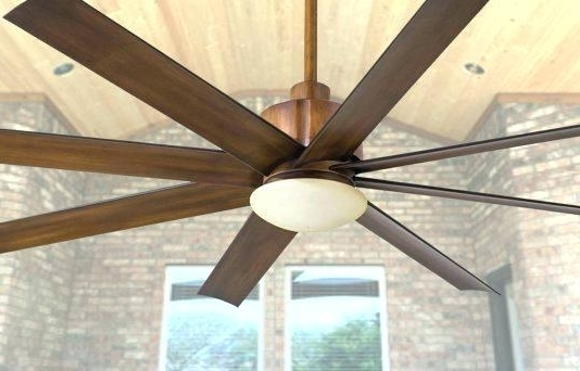 Outdoor Ceiling Fans For Pergola Within Most Current Outdoor Ceiling Fans Waterproof Fan Pergola Choose Wet Rated – Wixted (View 15 of 15)