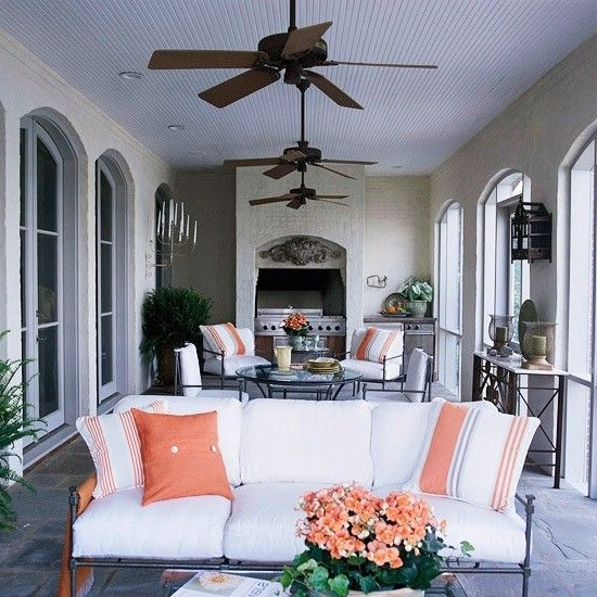 Outdoor Ceiling Fans For Porch Throughout Latest Impressive Patio Ceiling Fans And 119 Best Outdoor Ceiling Fans (View 6 of 15)