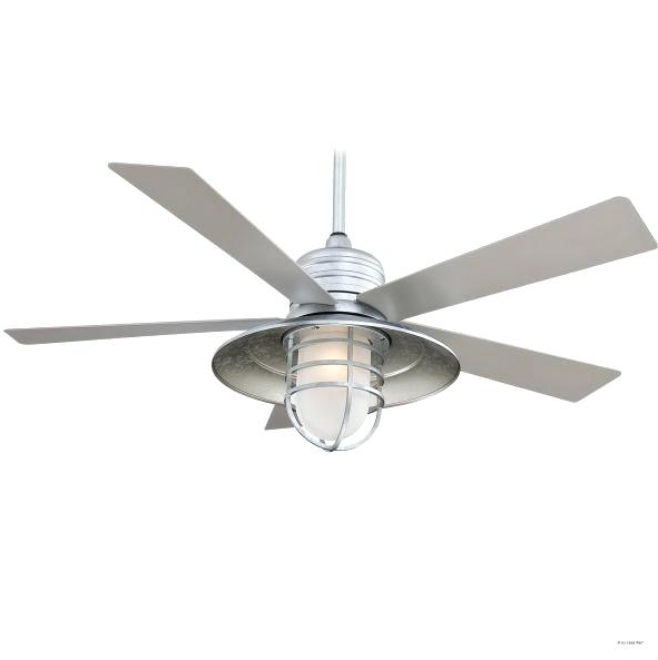 Outdoor Ceiling Fans For Wet Areas Pertaining To Most Current Outdoor Wet Ceiling Fans Inch Concept I Outdoor Wet Ceiling Fan (View 6 of 15)