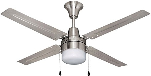 Outdoor Ceiling Fans Under $100 Pertaining To Most Up To Date Best Ceiling Fan Under 100 Dollars (View 10 of 15)
