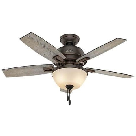 Outdoor Ceiling Fans Under $150 Throughout Widely Used Buy Ceiling Fans Online At Overstock (View 11 of 15)