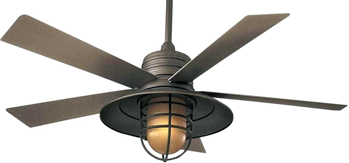 Outdoor Ceiling Fans With Covers In Popular Outdoor Fan With Light Outdoor Fan Light Ceiling Light Incredible (View 7 of 15)