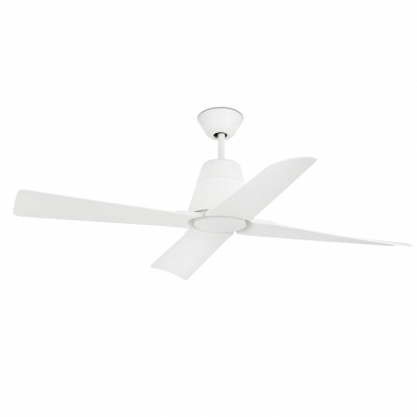 Outdoor Ceiling Fans With Dc Motors With Regard To Most Recently Released Outdoor White Ceiling Fan With Dc Motor Typhoonfaro – Anemis (View 12 of 15)