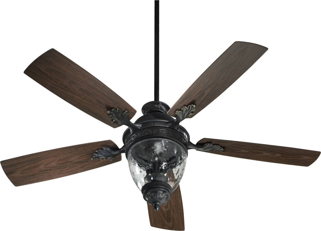 Outdoor Ceiling Fans With Lantern Light Within Most Current Light Exterior Ceiling Fans Home Ideas Collection Hanging Stunning (View 14 of 15)