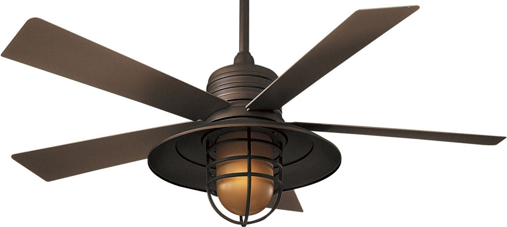 Outdoor Ceiling Fans With Lantern Within Famous Ceiling: Extraordinary Bright Ceiling Fan Contemporary Ceiling Fan (View 14 of 15)
