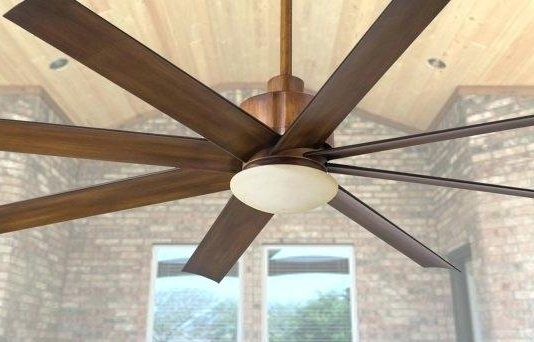 Outdoor Ceiling Fans With Misters Throughout Popular Misting Ceiling Fan Outdoor Waterproof Fans Contemporary Choose Wet (View 9 of 15)