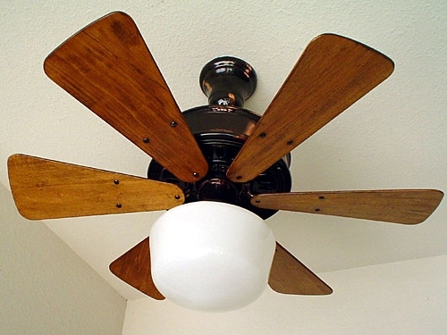 Outdoor Ceiling Fans With Schoolhouse Light With Regard To Recent Schoolhouse Light Ceiling Fan 2018 Ceiling Fan Light Kit Outdoor (View 7 of 15)