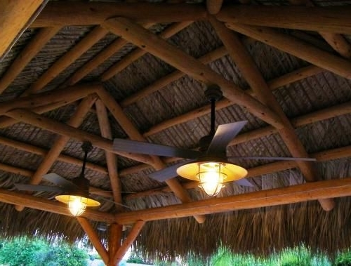 Outdoor Ceiling Fans (View 7 of 15)