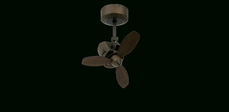 Outdoor Ceiling Mount Oscillating Fans For Current Mustang 18 In (View 7 of 15)